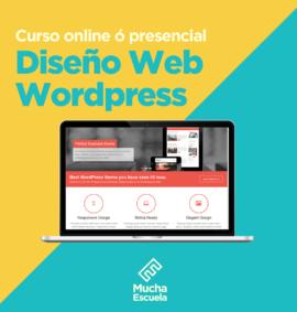 Curso de Wordpress y Diseño Web. Online o Presencial en Rosario