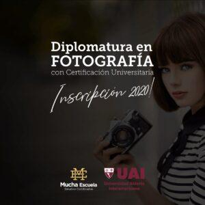 Convertirte en fotógrafo profesional con Certificado Universitario UAI