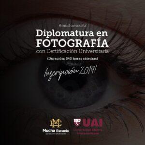 Diplomatura en Fotografía