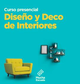 Curso Diseño y Deco de Interiores