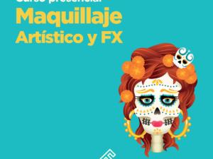 Curso de Maquillaje Artístico y Fx en Rosario