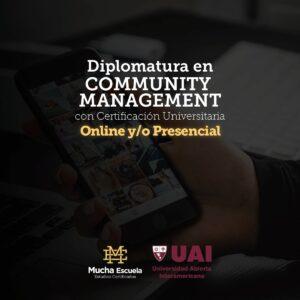 Community Management y Marketing Digital en Rosario. Diplomatura UAI