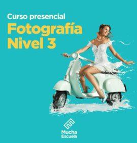 Curso de Fotografía Nivel 3