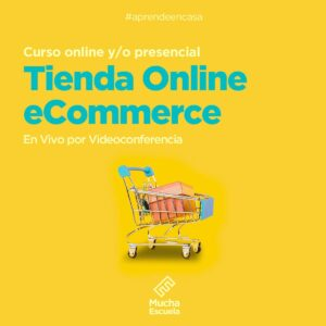 Curso de Tienda Online. eCommerce