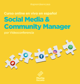 Curso Social Media Londres