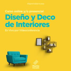 Diseño y Deco de Interiores