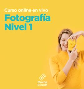 Curso Fotografía Online
