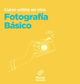 Curso de Fotografía Básico Online